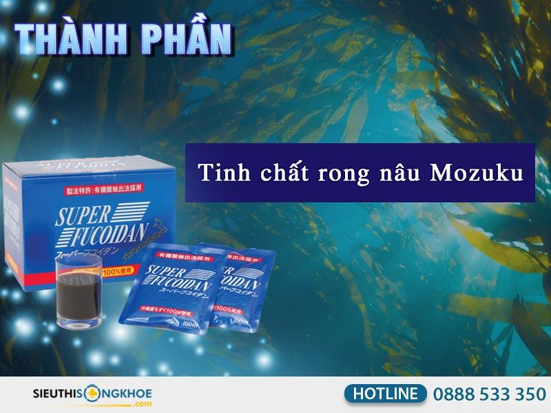 thanh phan nuoc ho tro dieu tri ung thu super fucoidan