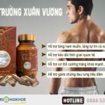 Trường Xuân Vương - Viên Uống Hỗ Trợ Tăng Cường Sinh Lực Phái Mạnh