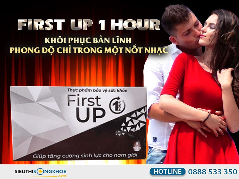 vien tang sinh ly nam first up 1 hour