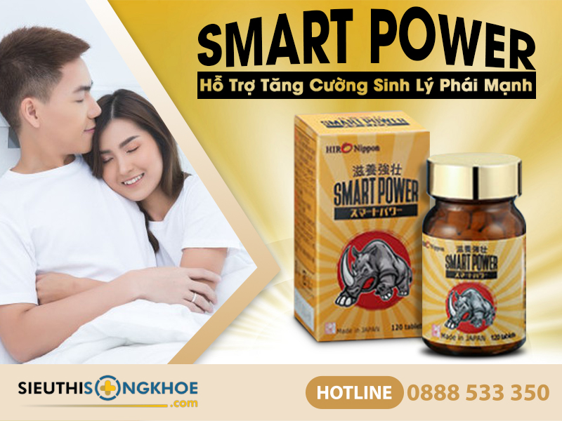 vien tang sinh ly smart power