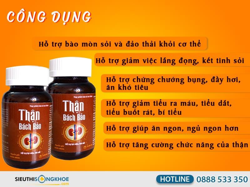cong dung than bach bao