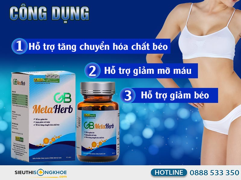 cong dung vien giam beo gb metaherb