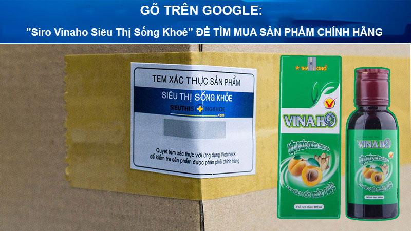 siro vinahosieu thi song khoe
