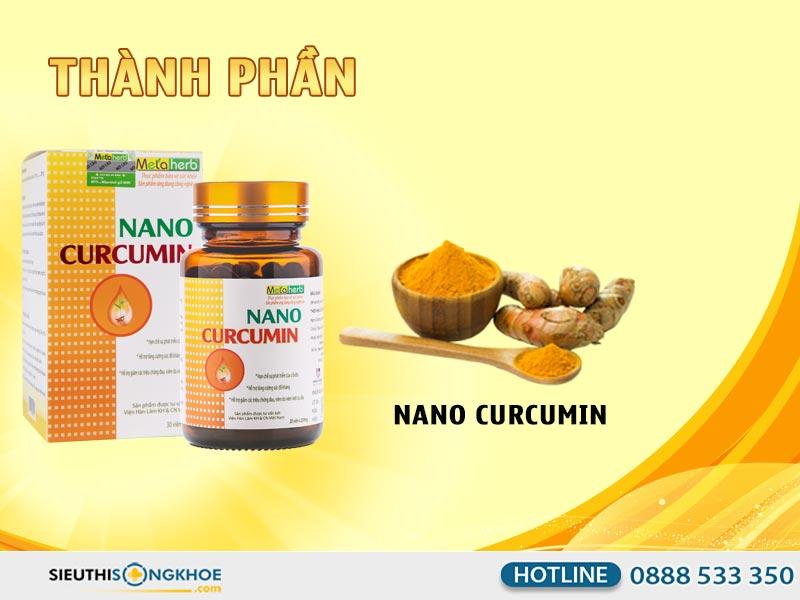 thanh phan vien da day nano curcumin metaherb