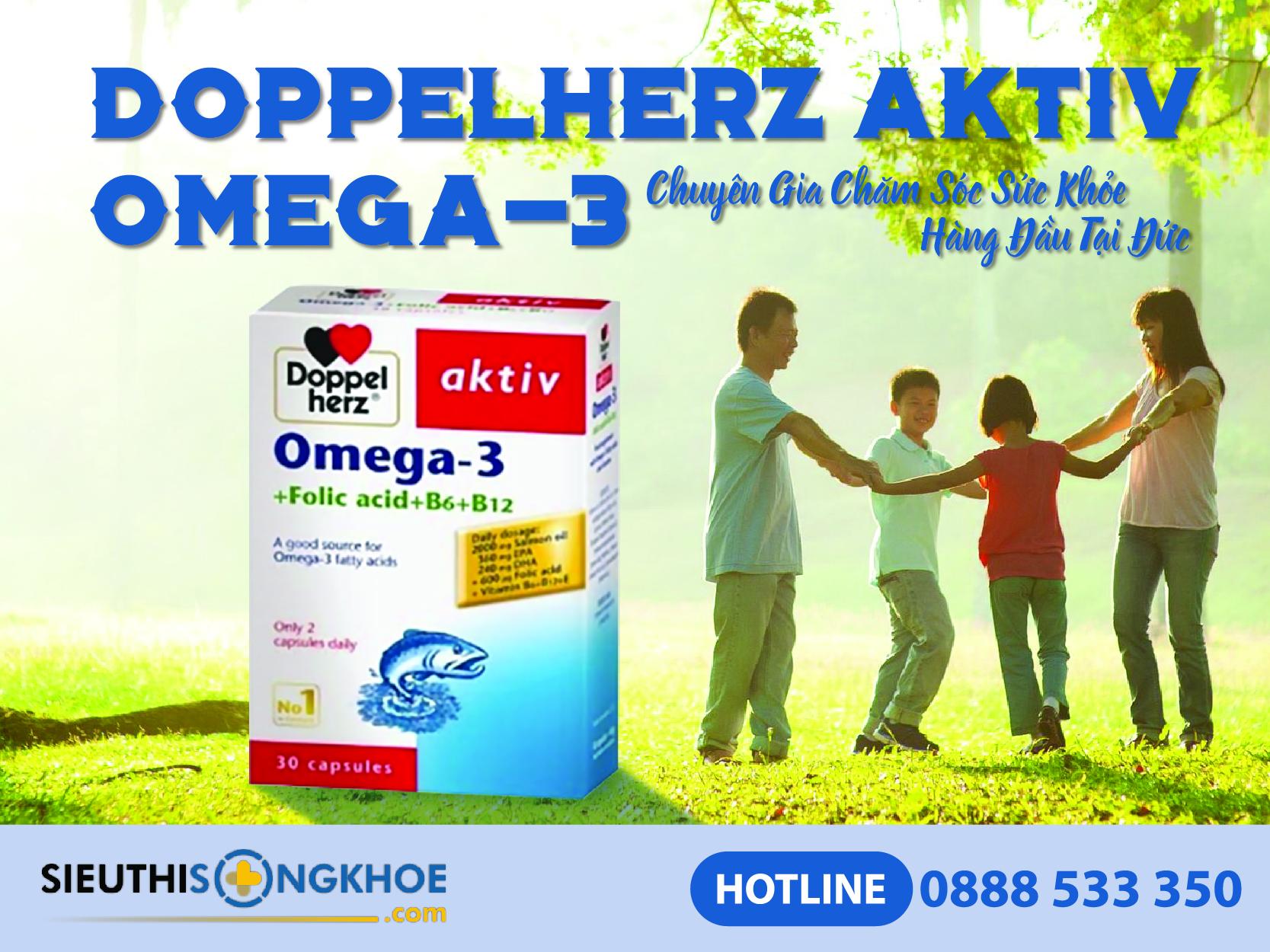 dau ca doppelherz aktiv omega 3