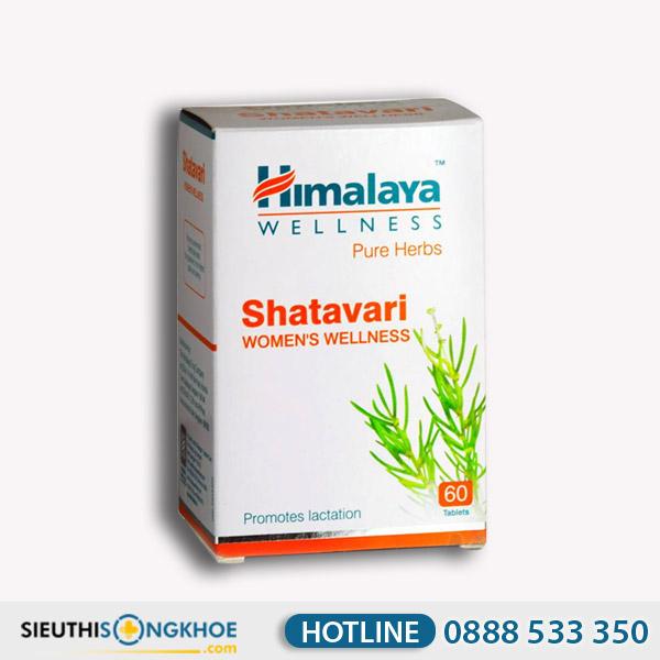 Viên Uống Himalaya Shatavari - Hỗ Trợ Vấn Đề Sức Khoẻ & Sinh Lý Nữ Giới