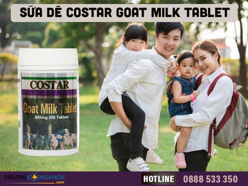 costar goat milk