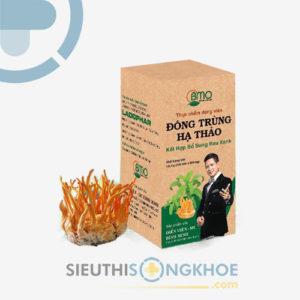Đông Trùng Hạ Thảo Bình Minh Organic – Giúp Tiêu Hóa Khỏe – Tăng Sức Đề Kháng