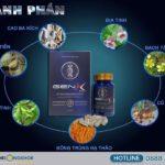 Gen X Plus - Viên Uống Hỗ Trợ Tăng Cường Sinh Lý Nam