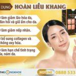 Hoàn Liễu Khang - Viên Uống Hỗ Trợ Giảm Nám Da, Nếp Nhăn