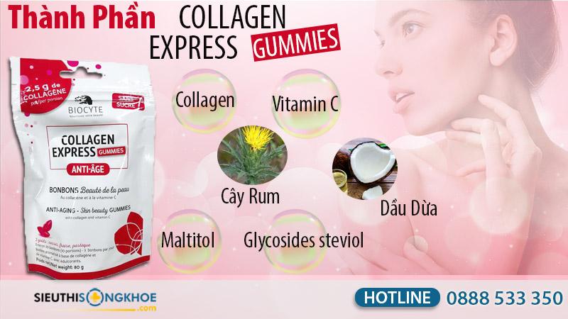 Collagen Express Gummies