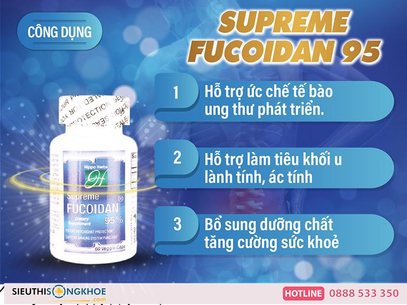 supreme fucoidan 95