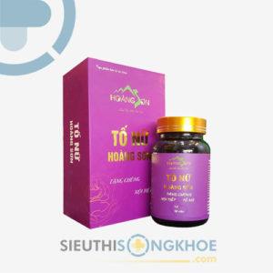 Tố Nữ Hoàng Sơn – Viên Uống Tăng Nội Tiết Tố, Ngừa Lão Hóa
