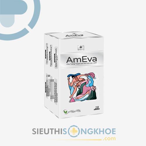 AmEva - Viên Uống Hỗ Trợ Tăng Nội Tiết Tố Nữ
