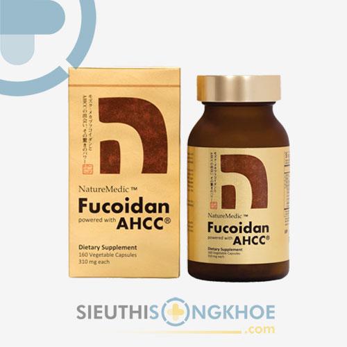 Fucoidan AHCC - Hỗ Trợ Điều Trị Ung Thư Hiệu Quả, An Toàn