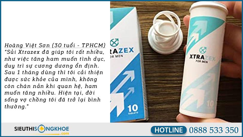 Xtrazex For Men