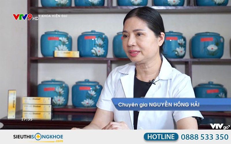 chuyên gia nói về viên sủi diabet