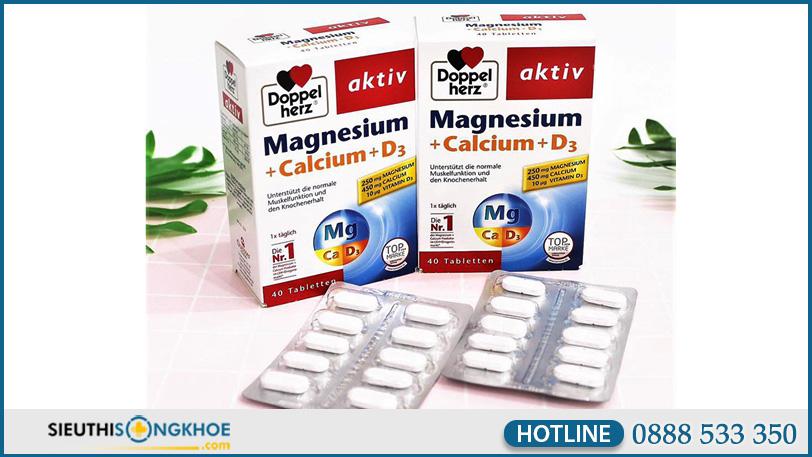 hinh anh vien uong bo xuong khop doppelherz aktiv magnesium Calcium d3 1