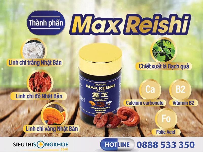 max reishi