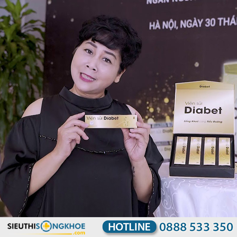 review viên sủi diabet
