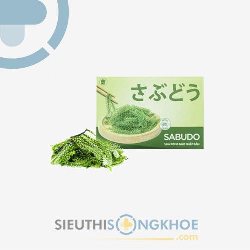Sabudo - Gói Rong Nho Hỗ Trợ Tăng Cường Hệ Miễn Dịch & Nâng Cao Sức Khoẻ