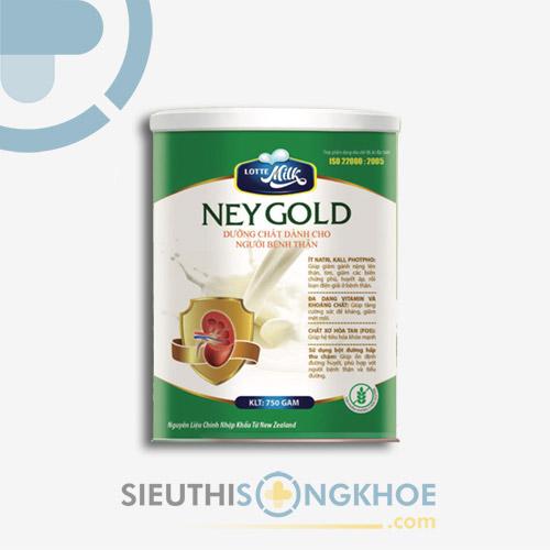 Ney Gold - Sữa Bột Dành Cho Người Bệnh Thận