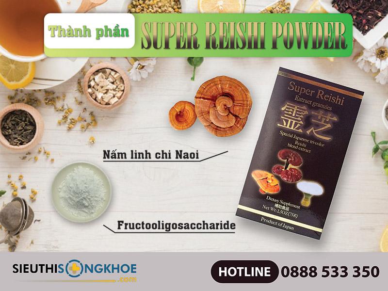 super reishi powder
