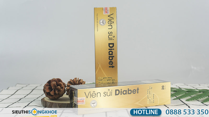 viên sủi diabet
