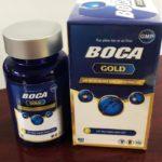 Boca Gold – Viên Uống Hỗ Trợ Mạnh Gân Cốt