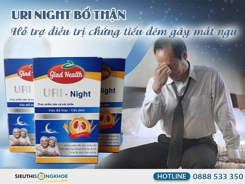 viên uống uri night