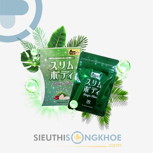 Magic Slim - Viên Uống Hỗ Trợ Giảm Cân, Giảm Mỡ Thừa