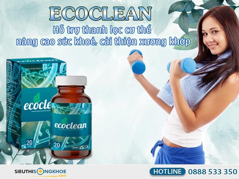 viên uống ecoclean