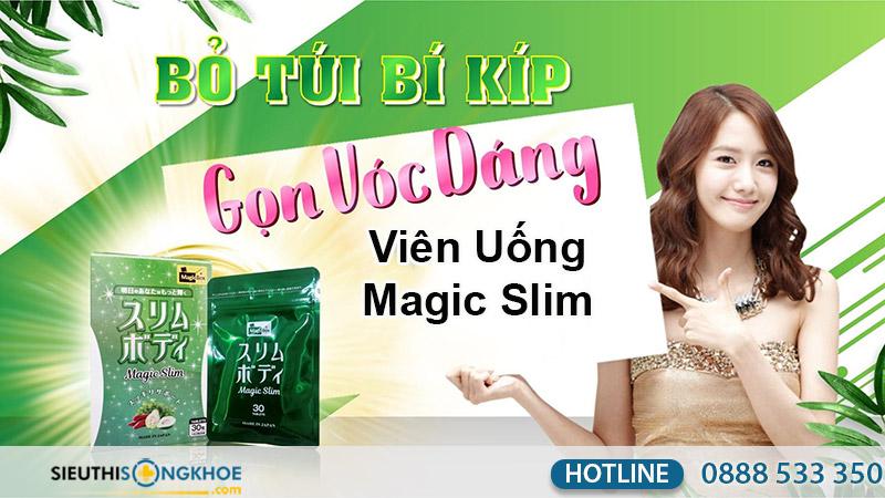 giảm cân magic slim