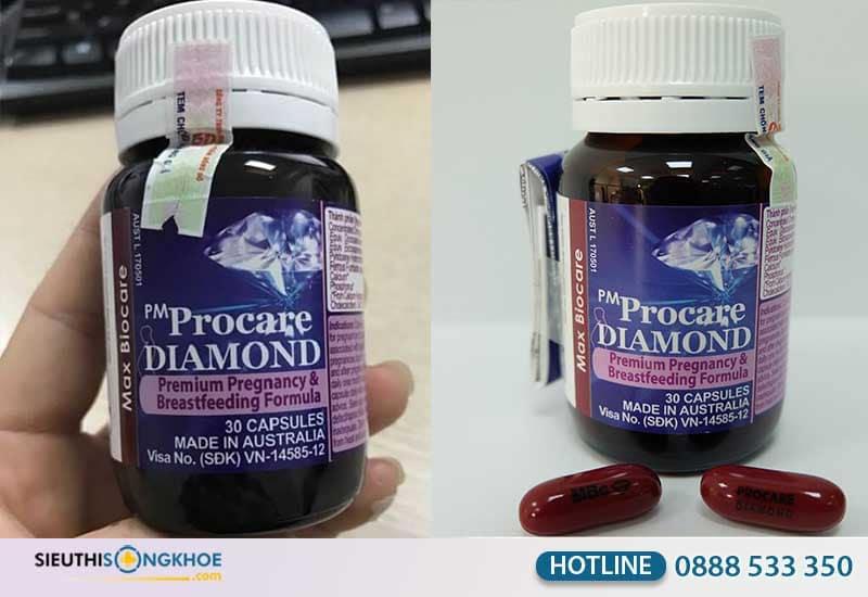 pm procare diamond có tốt không