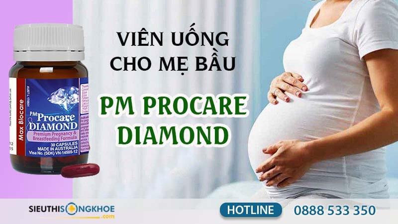 thông tin pm procare diamond