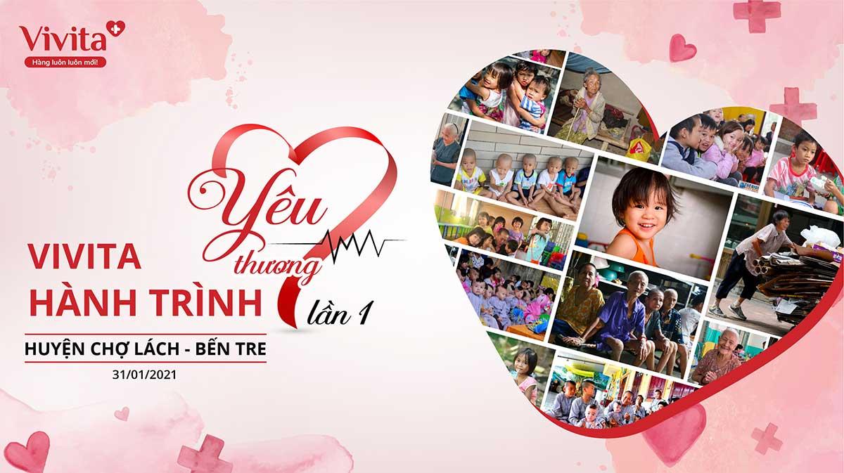 banner vivita hanh trinh yeu thuong