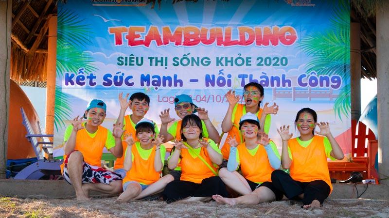 team building sieu thi song khoe 3