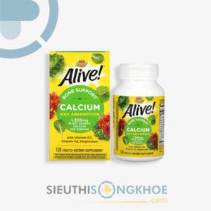 alive calcium