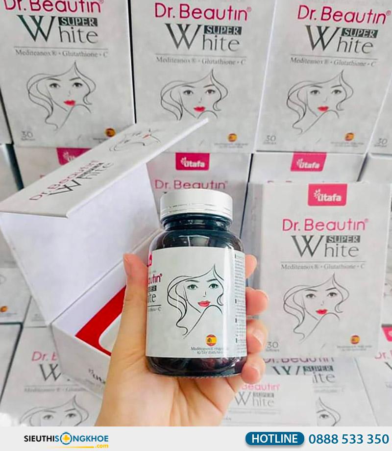 dr.beautin super white