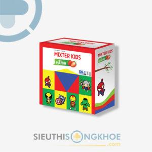 Mixter Kids – Sản Phẩm Hỗ Trợ Tăng Cường Hệ Miễn Dịch Cho Trẻ Em