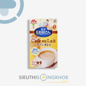 Morinaga Cafe Au Lait – Sữa Bà Bầu Hỗ Trợ Nâng Cao Sức Khoẻ Cho Mẹ Và Bé