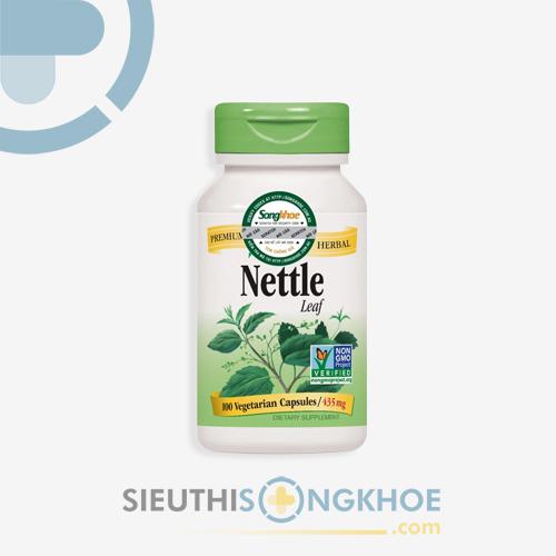 Nature's Way Nettle Leaf - Viên Uống Hỗ Trợ Thải Độc Cơ Thể & Cải Thiện Sức Khoẻ