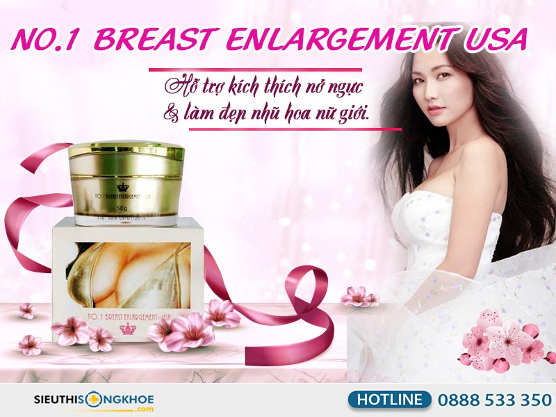 no.1 breast enlargement usa