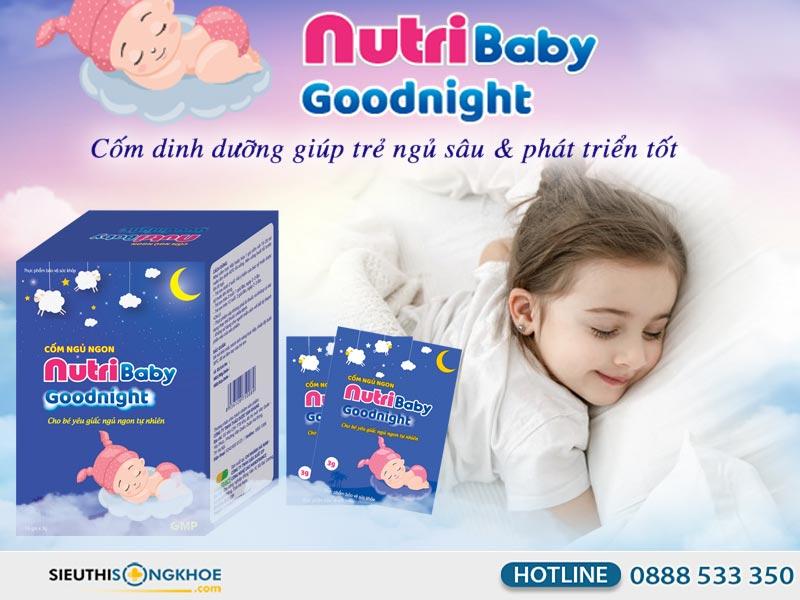 nutribaby goodnight