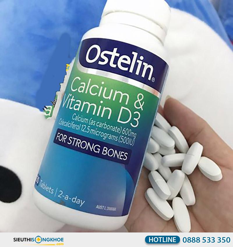 ostelin calcium & vitamin d3