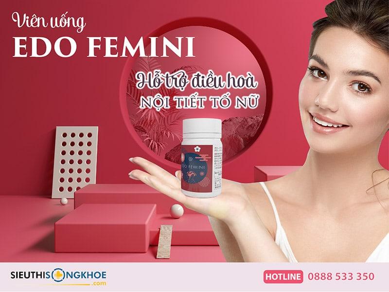 viên uống edo femini