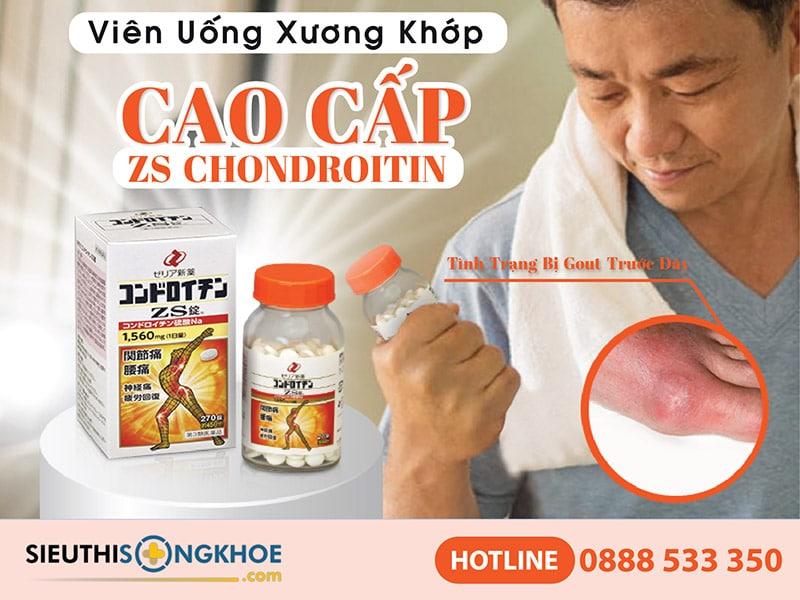 viên uống zs chondroitin