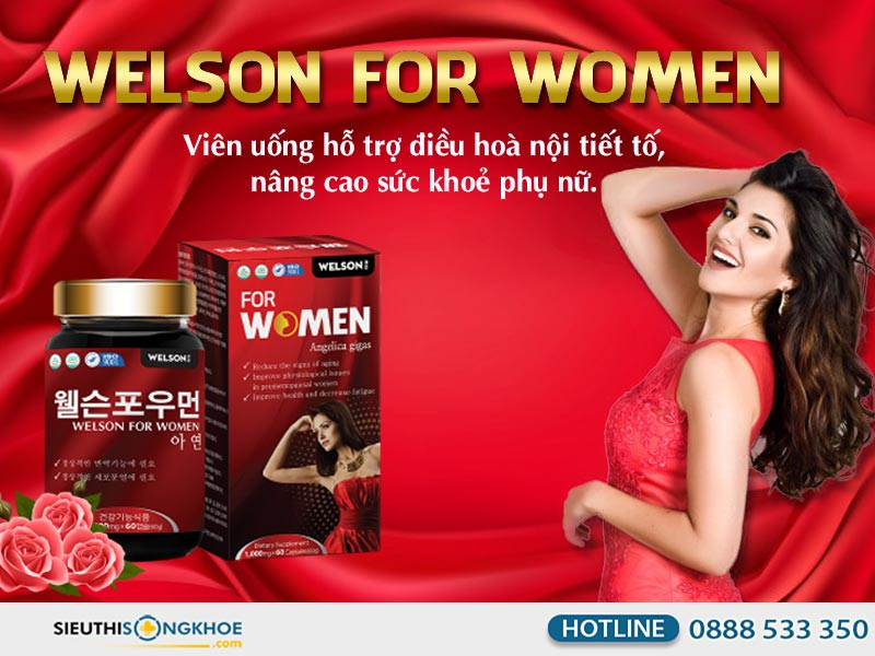 welson for women