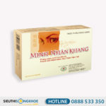 Minh Nhãn Khang - Viên Uống Hỗ Trợ Giúp Mắt Sáng Tinh Anh