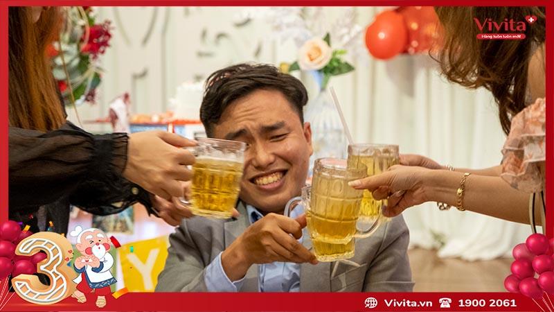 sinh nhật công ty siêu thị sông khỏe vivita 11